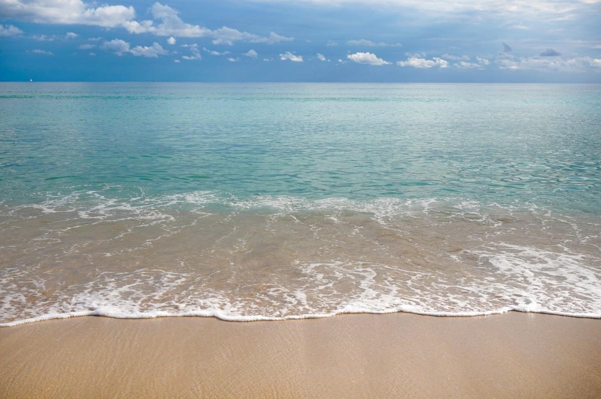 Belle-plage-Costa-Rica